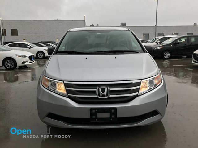 2013 honda odyssey ex a t local one owner crusie control rearview port moody british columbia. Black Bedroom Furniture Sets. Home Design Ideas