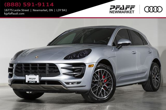 2015 porsche macan turbo awd 4dr turbo newmarket. Black Bedroom Furniture Sets. Home Design Ideas