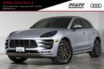 2015 Porsche Macan Turbo AWD 4dr Turbo in Newmarket, Ontario