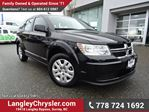 2015 Dodge Journey CVP/SE Plus ACCIDENT FREE w/ POWER WINDOWS/LOCKS in Surrey, British Columbia