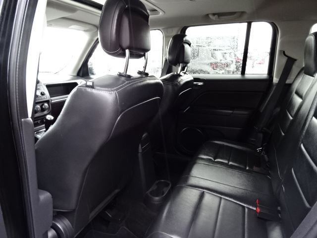 2015 Jeep Patriot Sport North W 4x4 Leather Sunroof Surrey British Columbia Used Car For