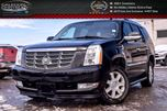 2009 Cadillac Escalade 7 Seater Navi Sunroof Backup Cam Bluetooth R-Start Leather 18Alloy Rims in Bolton, Ontario