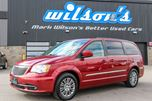 2014 Chrysler Town and Country Touring LEATHER! BLUETOOTH! KEYLESS ENTRY! POWER PACKAGE! ALLOYS! in Guelph, Ontario