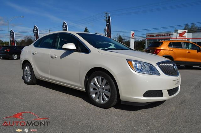 2016 Buick Verano Convenience 1 in Mont-Laurier, Quebec