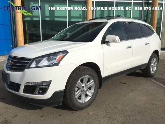 2013 Chevrolet Traverse 1LT in 100 Mile House, British Columbia