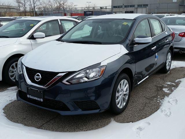 2017 nissan sentra sv toronto ontario car for sale 2726603. Black Bedroom Furniture Sets. Home Design Ideas