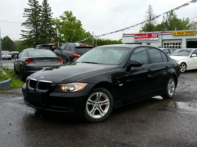 2008 bmw 3 series 328xi ottawa ontario car for sale 2727444. Black Bedroom Furniture Sets. Home Design Ideas