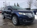 2011 Lincoln MKX AWD**LEATHER**NAVIGATION**SUNROOF** in Mississauga, Ontario