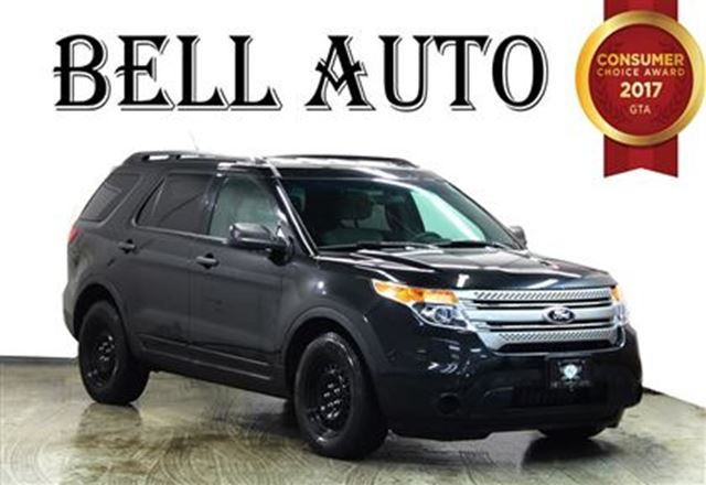2013 Ford Explorer 7 PASSANGER VOICE COMMAND BLUETOOTH in Toronto, Ontario