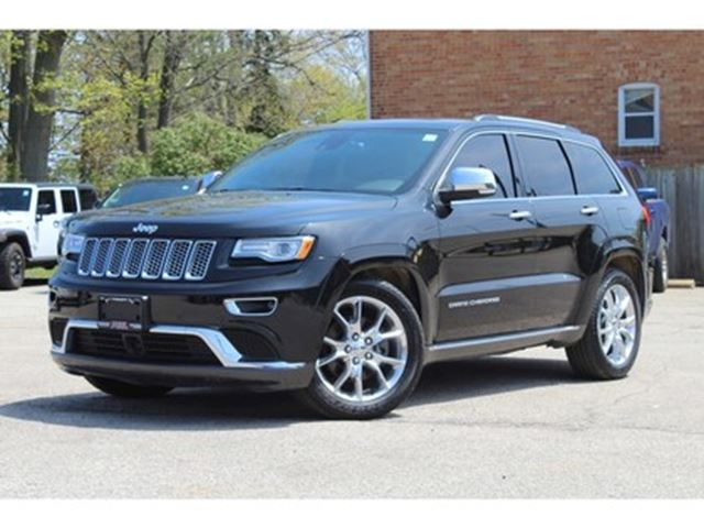 2015 jeep grand cherokee summit loaded ecodiesel mississauga ontario car for sale 2727950. Black Bedroom Furniture Sets. Home Design Ideas