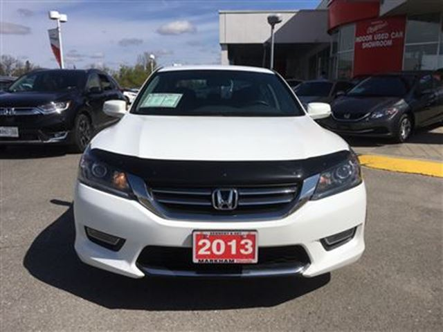 2013 honda accord sedan l4 sport cvt markham ontario. Black Bedroom Furniture Sets. Home Design Ideas