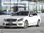 2014 Mercedes-Benz C-Class C300 4MATIC Sedan Driving Assistance in London, Ontario