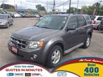 2010 Ford Escape XLT * SAT RADIO * PWR SEATS in London, Ontario