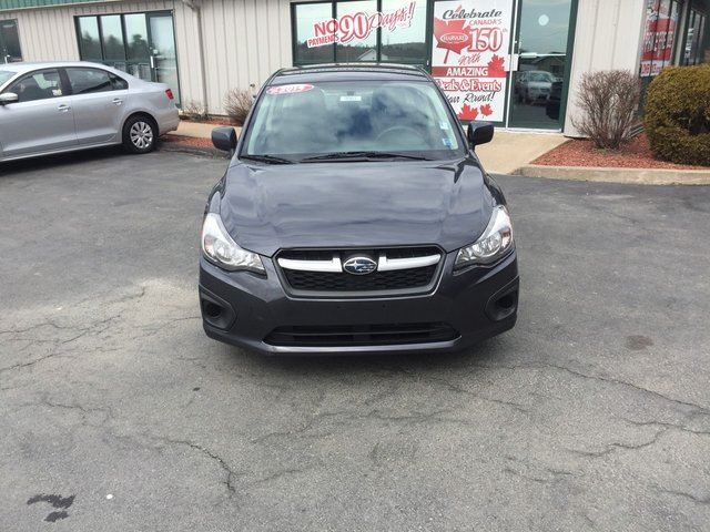 2014 subaru impreza lower sackville nova scotia used car for sale 2727289. Black Bedroom Furniture Sets. Home Design Ideas