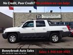 2004 Chevrolet Avalanche 1500 Base 4x4 p/sunroof leather heated seats in Calgary, Alberta