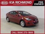 2012 Hyundai Elantra           in Richmond, British Columbia