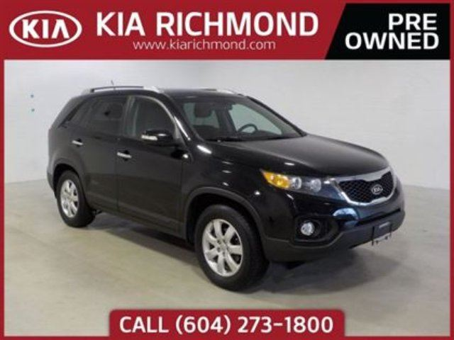 2013 KIA SORENTO LX in Richmond, British Columbia