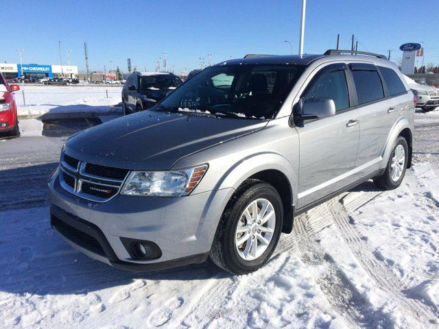 2015 dodge journey sxt edmonton alberta used car for sale 2728083. Black Bedroom Furniture Sets. Home Design Ideas