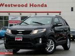 2014 Kia Sorento LX+ - Low mileage in Port Moody, British Columbia