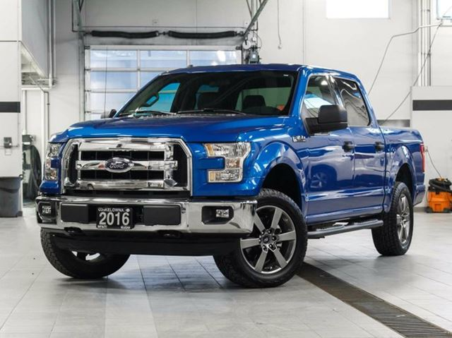 2016 ford f 150 xlt supercrew 4wd kelowna british columbia used car. Black Bedroom Furniture Sets. Home Design Ideas