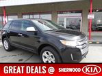 2011 Ford Edge AWD SEL Accident Free, Leather, Heated Seats, Panoramic Roof, Back-up Cam, Bluetooth, A/C, - in Sherwood Park, Alberta