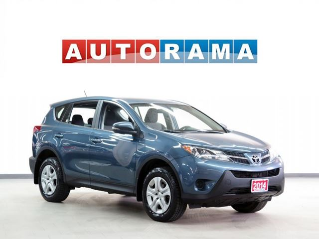 2014 Toyota RAV4 LE AWD in North York, Ontario