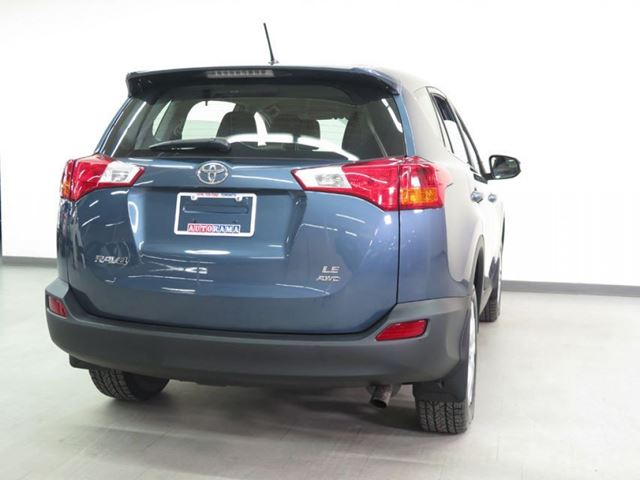 2014 toyota rav4 le awd north york ontario used car for sale 2727691. Black Bedroom Furniture Sets. Home Design Ideas