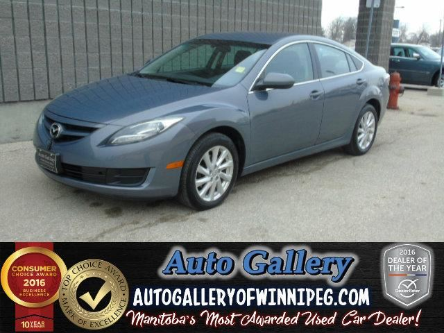 2011 MAZDA MAZDA6 GS *Htd. Seats in Winnipeg, Manitoba