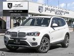 2015 BMW X3 xDrive28i BALANCE OF FACTORY WARRANTY | CLEAN CARPROOF | CANADIAN in Markham, Ontario