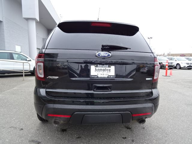 2013 ford explorer sport w navigation leather moon roof in surrey. Cars Review. Best American Auto & Cars Review