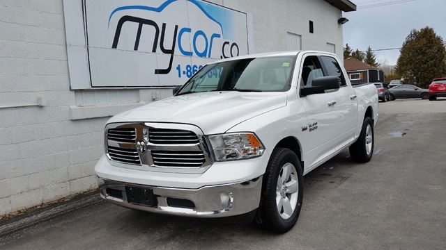 2015 Dodge Ram 1500 Slt North Bay Ontario Used Car For