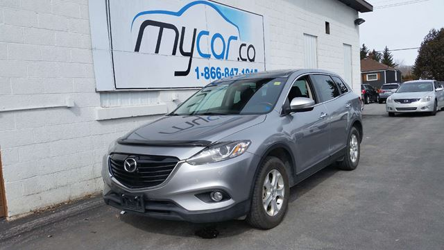 2013 mazda cx 9 gt north bay ontario used car for sale 2727385. Black Bedroom Furniture Sets. Home Design Ideas