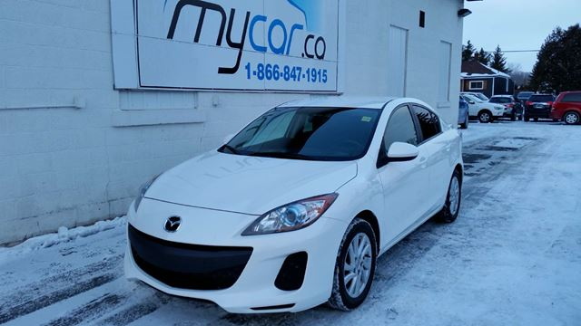 2012 MAZDA MAZDA3 GS-SKY in Kingston, Ontario