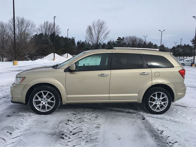 2011 Dodge Journey Rt Cayuga Ontario Used Car For Sale