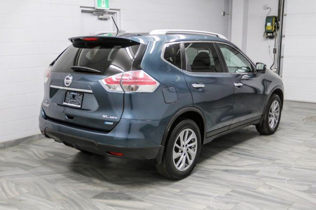 how to connect bluetooth to nissan rogue