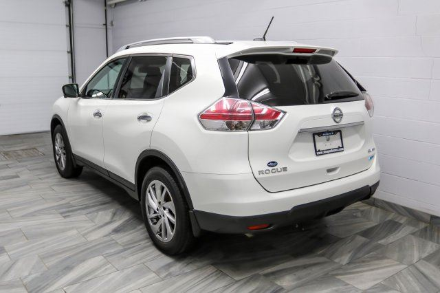 2014 nissan rogue sl awd 82 wk zero down navi leather new brakes sunroof rear. Black Bedroom Furniture Sets. Home Design Ideas