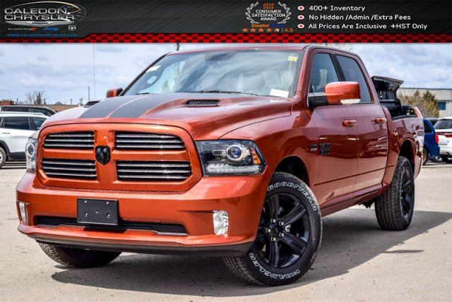 2017 dodge ram 1500 new truck copper sport 4x4 rambox navi sunroof backup cam bluetooth r start. Black Bedroom Furniture Sets. Home Design Ideas