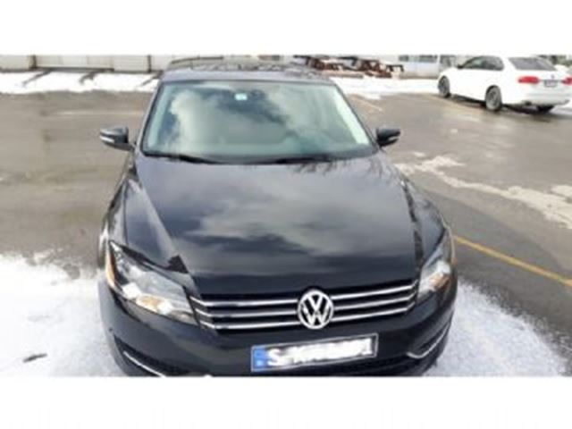 2015 volkswagen passat comfortline tsi mississauga ontario used car for sale 2728065. Black Bedroom Furniture Sets. Home Design Ideas