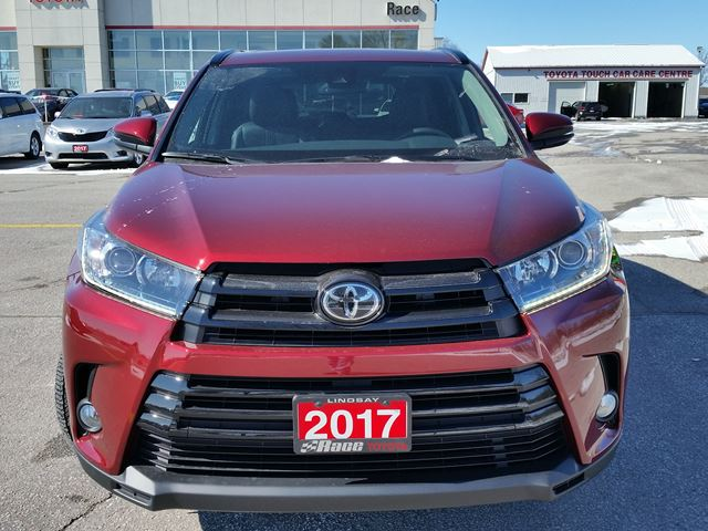 2017 toyota highlander xle lindsay ontario new car for sale 2727743. Black Bedroom Furniture Sets. Home Design Ideas