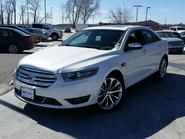 2016 ford taurus limited orillia ontario used car for sale 2727962. Black Bedroom Furniture Sets. Home Design Ideas