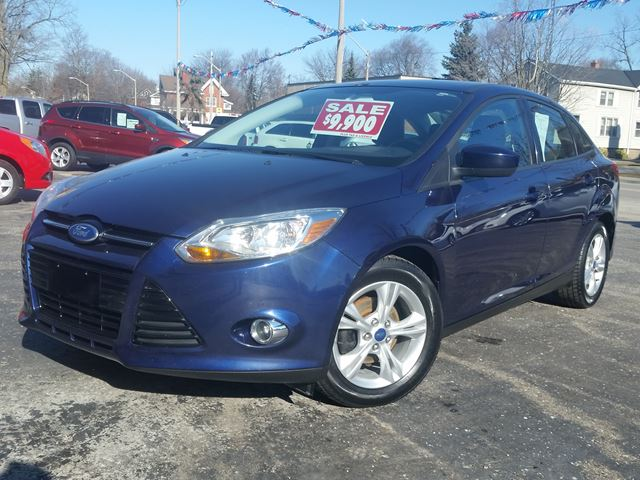 2012 ford focus se alloys sync dunnville ontario car for sale 2727358. Black Bedroom Furniture Sets. Home Design Ideas