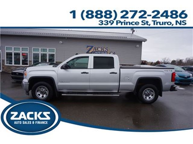 2014 gmc sierra 1500 base truro nova scotia used car for sale 2728234. Black Bedroom Furniture Sets. Home Design Ideas