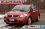 2009 Suzuki SX4 JX AWD + CERTIFIED in Kitchener, Ontario