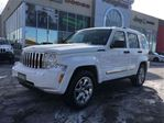 2012 Jeep Liberty Limited 4x4 * Leather * Power Sunroof * Navigation in Woodbridge, Ontario