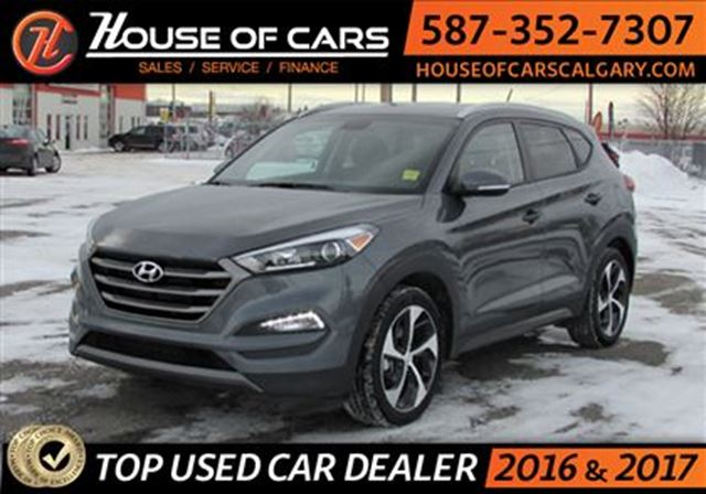 2016 hyundai tucson limited calgary alberta used car for sale 2728384. Black Bedroom Furniture Sets. Home Design Ideas