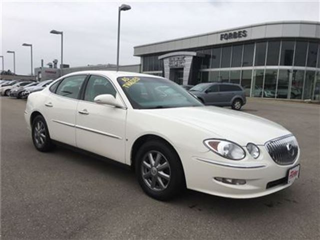 2008 BUICK ALLURE CX, AS TRADED. YOU CERTIFY, YOU SAVE! in Waterloo, Ontario