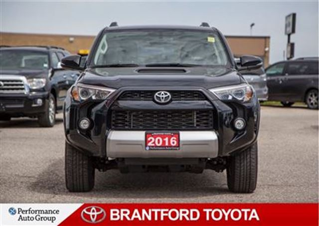 2016 toyota 4runner sr5 trail edition hood scoop manual shift into brantford ontario used. Black Bedroom Furniture Sets. Home Design Ideas
