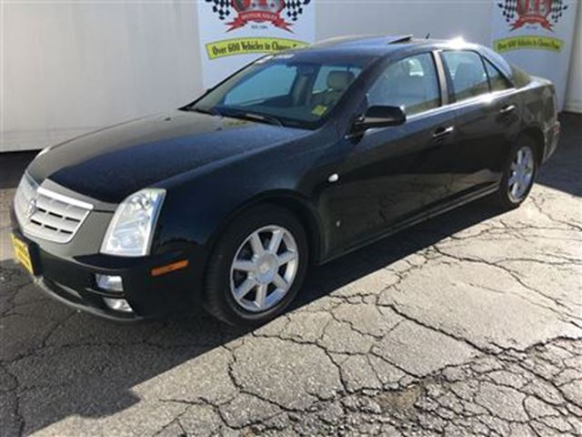 2006 CADILLAC STS Automatic, Leather, Sunroof, Only 101, 000km in Burlington, Ontario