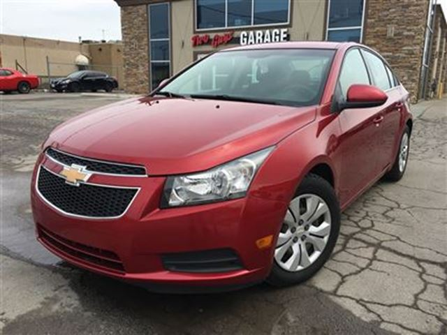 2012 chevrolet cruze lt turbo 4 new tires low kms keyless entry st catharines ontario used. Black Bedroom Furniture Sets. Home Design Ideas