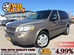 2006 Chevrolet Uplander LS NICE LOCAL TRADE IN!! in St Catharines, Ontario